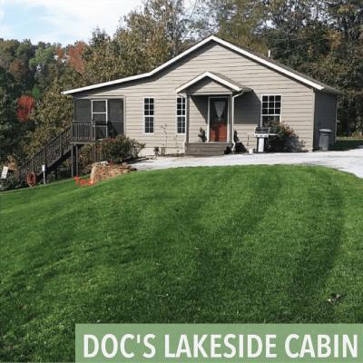 docs lakeside cabin