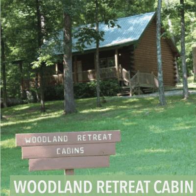 woodland retreat cabins